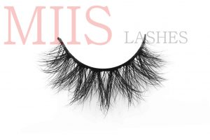 mink lashes made of