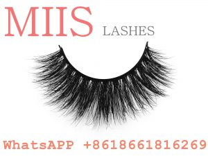 factory custom mink lashes